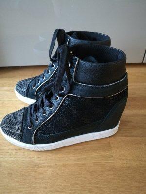 Guess Zapatillas negro