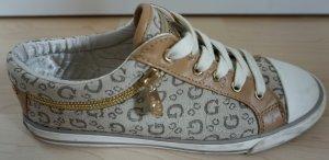 GUESS Sneaker mit Reißverschluss Details