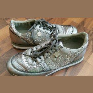 Guess Sneaker Silber Größe 39