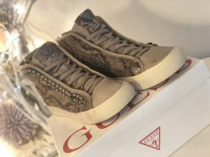 Guess High Top Sneaker multicolored
