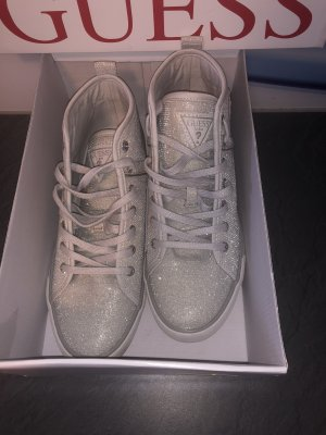 Guess Sneakers silver-colored
