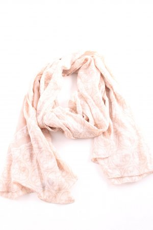 Guess Summer Scarf nude-white allover print casual look