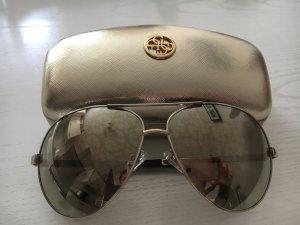 GUESS Sonnenbrille Gold