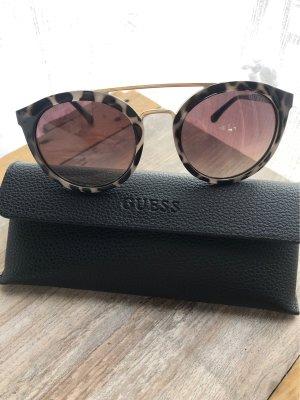 Guess Round Sunglasses black-light grey