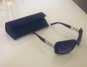 Guess Premium Gafas negro-color plata