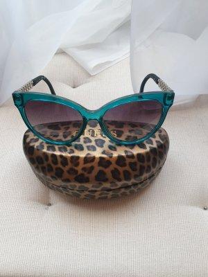Guess Angular Shaped Sunglasses petrol