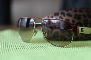 Guess Aviator Glasses multicolored