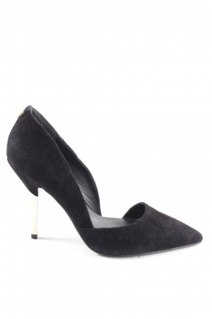 Guess Pointed Toe Pumps black casual look