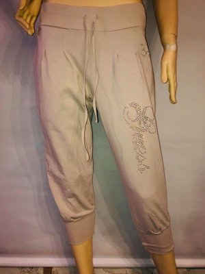 Guess Trackies nude-silver-colored mixture fibre