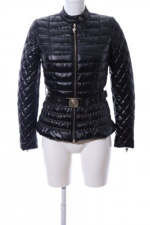 Guess Steppjacke schwarz Steppmuster Casual-Look