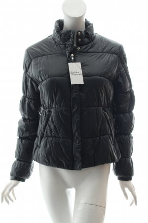 Guess Steppjacke dunkelgrün Casual-Look