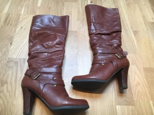 Guess Stiefel in Cognac 38