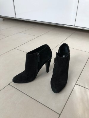 Guess Bottines noir daim