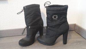 GUESS-Stiefeletten, schwarz, Gr. 36