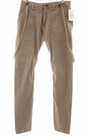 Guess Stoffhose beige Street-Fashion-Look
