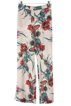 Guess Pantalone jersey motivo floreale stile spiaggia
