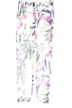 Guess Stoffhose florales Muster Elegant