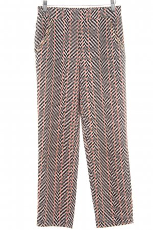Guess Pantalone jersey nero-albicocca