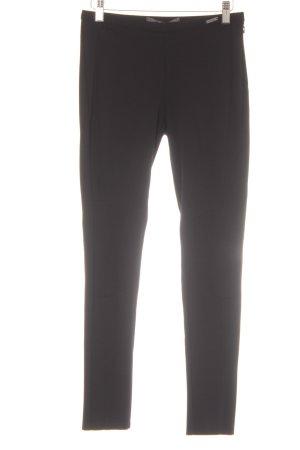 Guess Pantalon en jersey noir style d'affaires