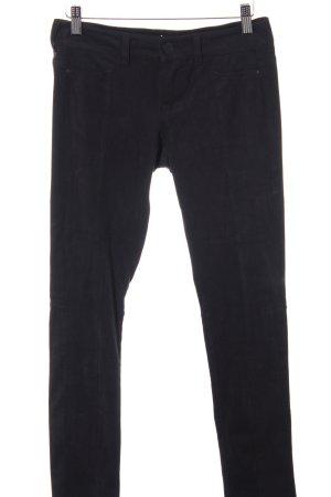 Guess Pantalone jersey nero stile classico