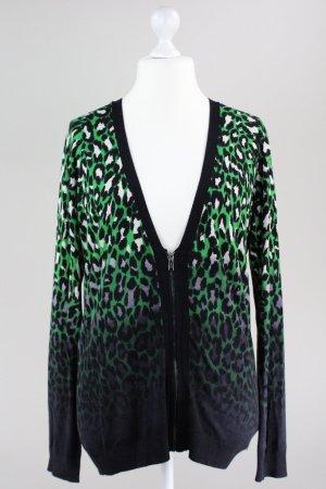 Guess Knitted Cardigan dark green-dark blue