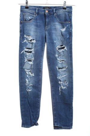 "Guess Straight-Leg Jeans ""Tomboy"" blau"