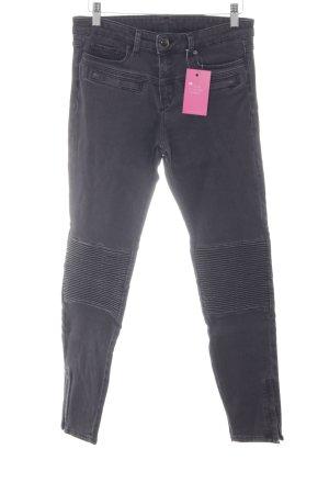 Guess Straight-Leg Jeans Leomuster extravaganter Stil