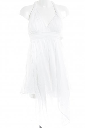 Guess Vestido playero blanco look casual