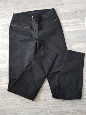 Guess Pantalón elástico negro