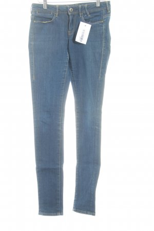 Guess Stretch Jeans dunkelblau Jeans-Optik
