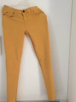 Guess Stretch Jeans in pastel Gelb