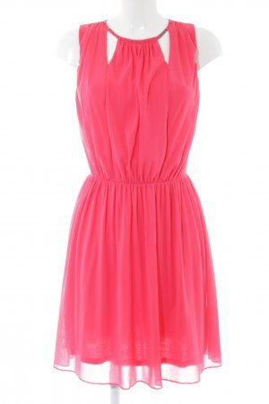 Guess Stretchkleid rot Casual-Look