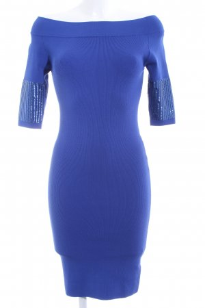 Guess Stretchkleid blau Casual-Look
