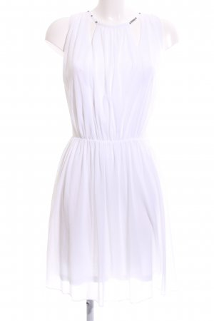 Guess Stretch Dress white business style
