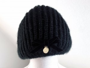 Guess Beanie black-gold-colored