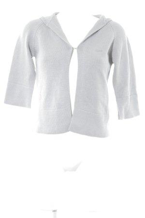 Guess Giacca in maglia grigio chiaro stile casual