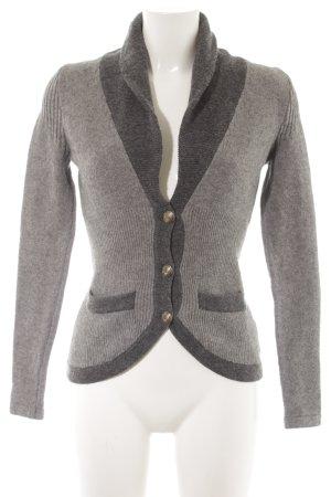 Guess Giacca in maglia grigio chiaro-grigio stile casual
