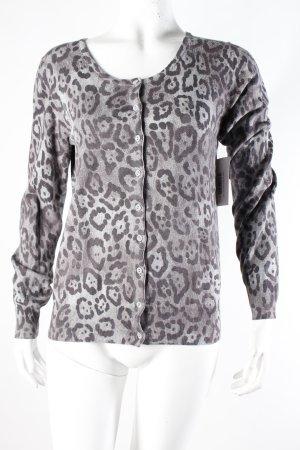Guess Sweater Leopard Pattern