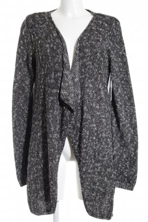 Guess Strickjacke schwarz-weiß Casual-Look
