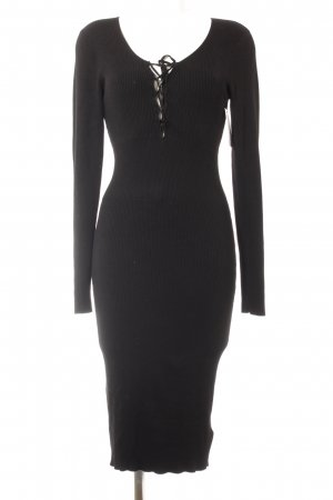 Guess Knitted Dress black casual look