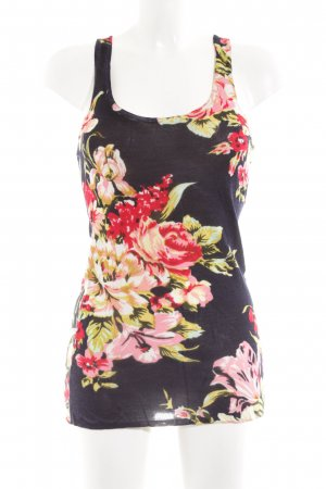 Guess Knitted Top flower pattern casual look