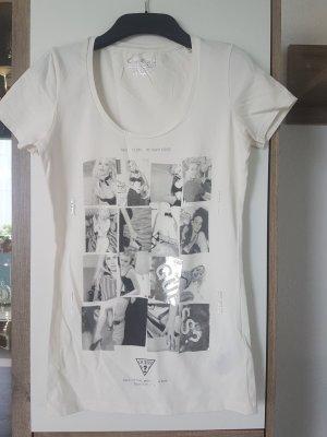 Guess Camisa blanco