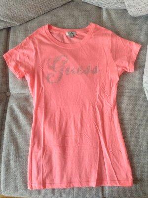 Guess T-Shirt mit Strass