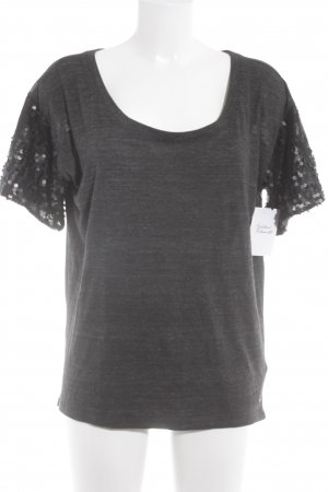 Guess Camiseta negro look casual