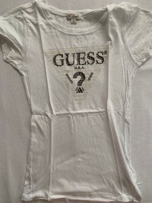 Guess Camiseta blanco