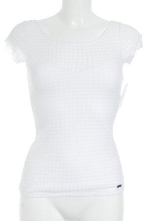 Guess Camiseta blanco elegante
