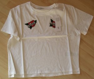 Guess T-Shirt weiß - Gr. XL