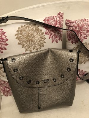 Guess Carry Bag silver-colored