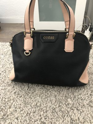 Guess Carry Bag black-pink