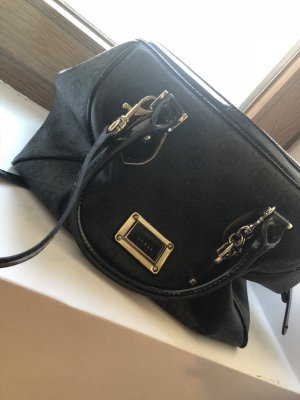Guess Bolso negro-gris